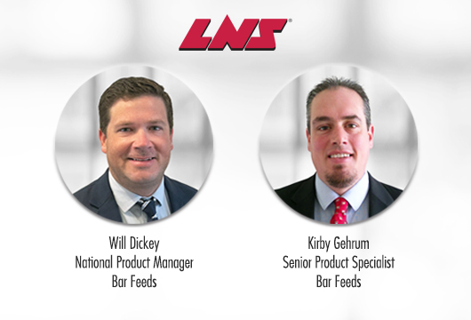 New Bar Feeder Product Manager & Senior Bar Feeder Product Specialist